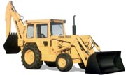 Ford 755A backhoe photo