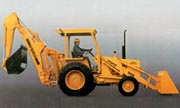 Ford 555 Special backhoe photo