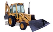 Ford 655A backhoe photo