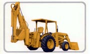 Massey Ferguson 20C backhoe photo