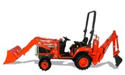 Kubota BX22 backhoe photo
