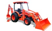 Kubota M59 backhoe photo