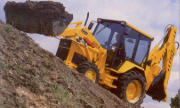 Massey Ferguson 60H backhoe photo
