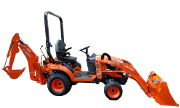Kubota BX23S backhoe photo