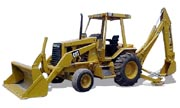 Caterpillar 426 backhoe photo