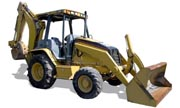 Caterpillar 430D backhoe photo