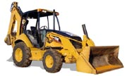 Caterpillar 430E backhoe photo