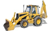 Caterpillar 436 backhoe photo
