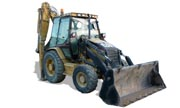 Caterpillar 442D backhoe photo