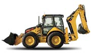 Caterpillar 444E backhoe photo