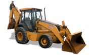 John Deere 710G backhoe photo