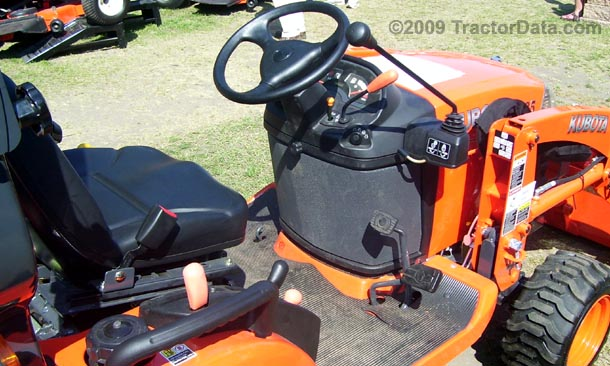 Kubota BX25  transmission photo