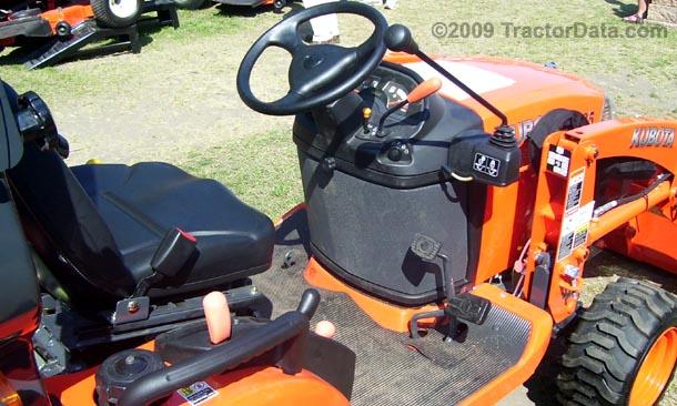 Kubota BX25  transmission photo