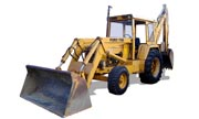 Ford 755 backhoe photo