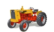 J.I. Case 580 CK Construction King industrial tractor photo