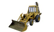 J.I. Case 580B Construction King industrial tractor photo