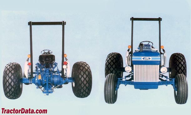 Tractordata Com Ford 2910 Lcg Tractor Photos Information