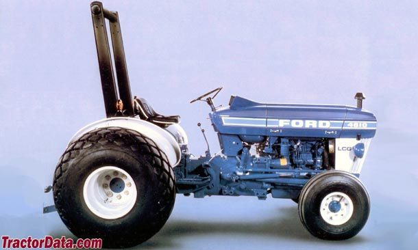 Ford 2000 Tractor Parts