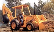 Ford 445 industrial tractor photo