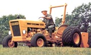 Ford 530A LCG industrial tractor photo
