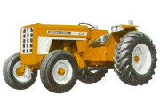 International Harvester 2500A industrial tractor photo