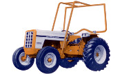 International Harvester 2500B industrial tractor photo