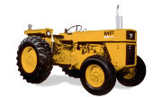 Massey Ferguson 40 industrial tractor photo