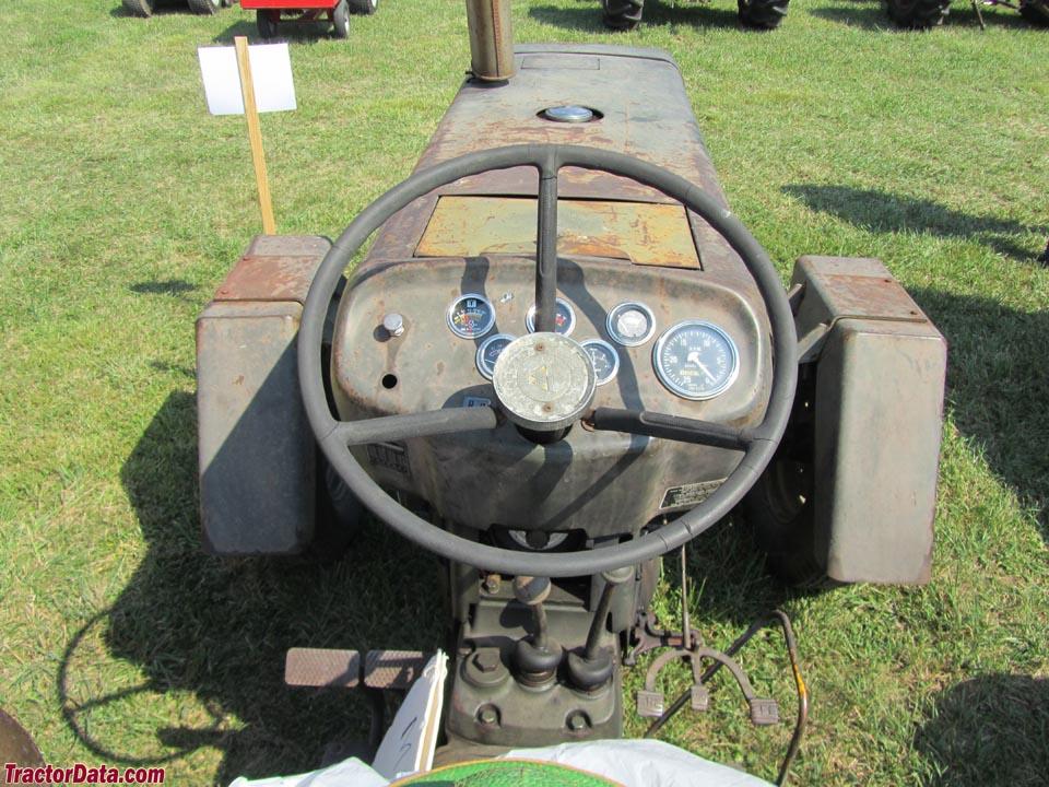 Ferguson 40 Industrial Tractor : Tractordata massey ferguson industrial tractor