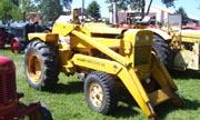 Massey Ferguson Work Bull 406 industrial tractor photo