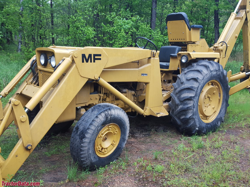Ferguson 40 Industrial Tractor : Ferguson industrial tractor pictures to pin on pinterest