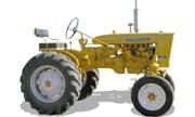 International Harvester 140 industrial tractor photo