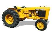 John Deere 400 industrial tractor photo