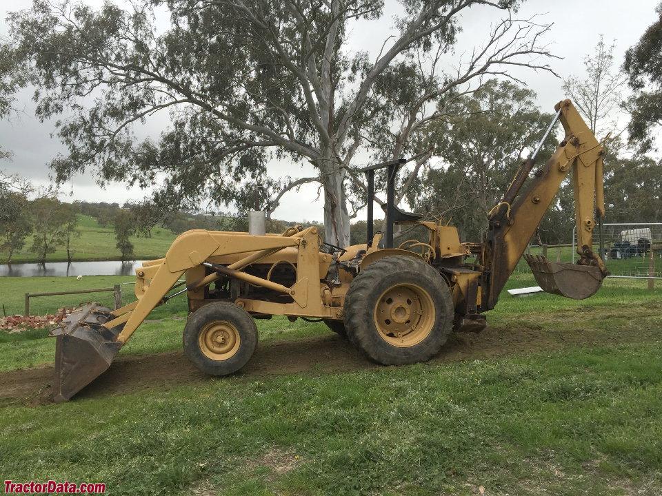 John Deere 400 Garden Tractor Attachments : Tractordata john deere industrial tractor photos
