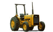 Massey Ferguson 30E industrial tractor photo