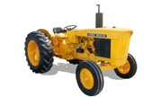 John Deere 401 industrial tractor photo