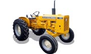 Allis Chalmers I400 industrial tractor photo