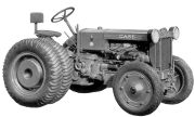 J.I. Case CI industrial tractor photo