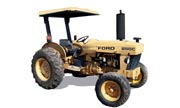 Ford 260C industrial tractor photo