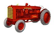 Schramm 250 Pneumatractor industrial tractor photo