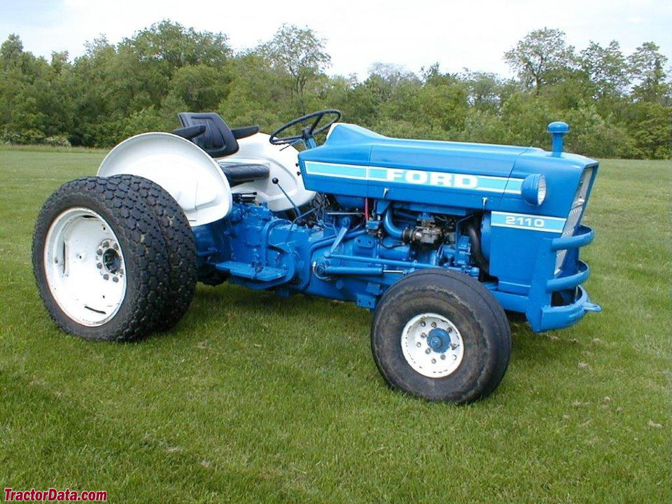 Ford 2110 Tractor : Tractordata ford lcg tractor photos information