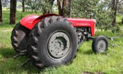 Massey Ferguson 765 industrial tractor photo
