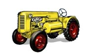 Le Roi 105 Tractair industrial tractor photo