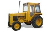 John Deere 401D industrial tractor photo