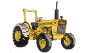 Ford 340 industrial tractor photo