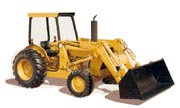 Ford 345C industrial tractor photo