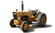 Ford 515 industrial tractor photo