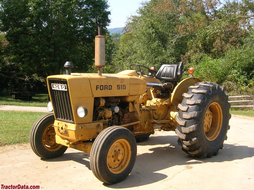 Industrial Ford 2000 Tractor : Ford industrial backhoe manual