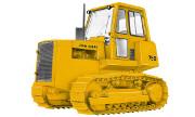 John Deere 500B industrial tractor photo