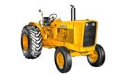 John Deere 4010 Wheel industrial tractor photo