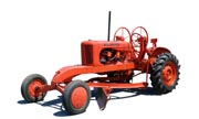 Allis Chalmers W Speed Patrol industrial tractor photo